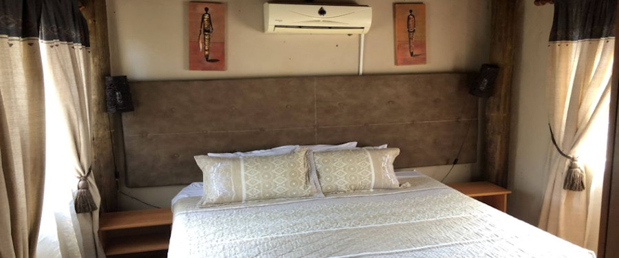 Amritz Private Lodge - Double Room